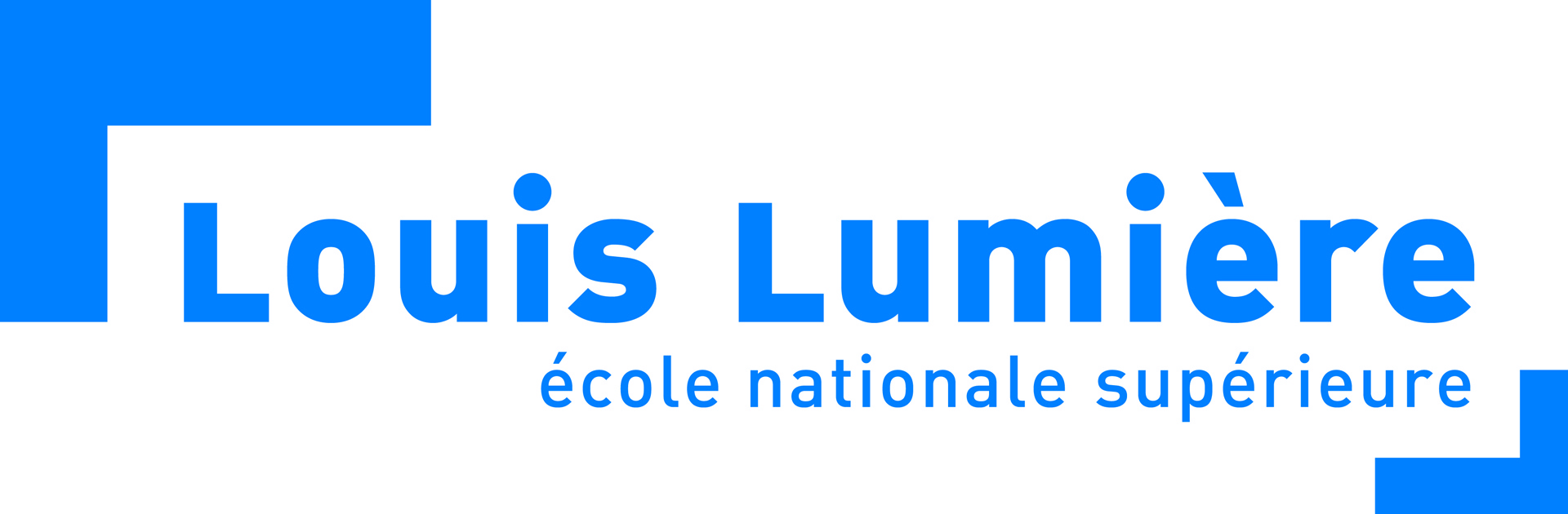 ECOLE NATIONALE SUPERIEURE LOUIS LUMIERE